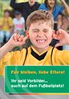 DFB Flyer für Eltern